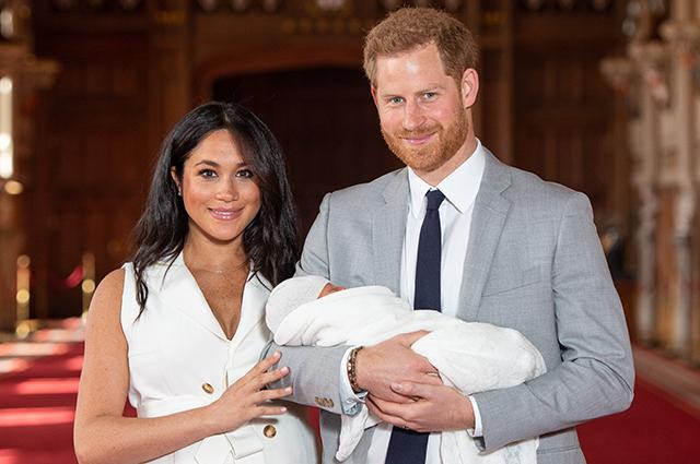 Принц Гарри признался как ведут себя Лилибет и Арчи